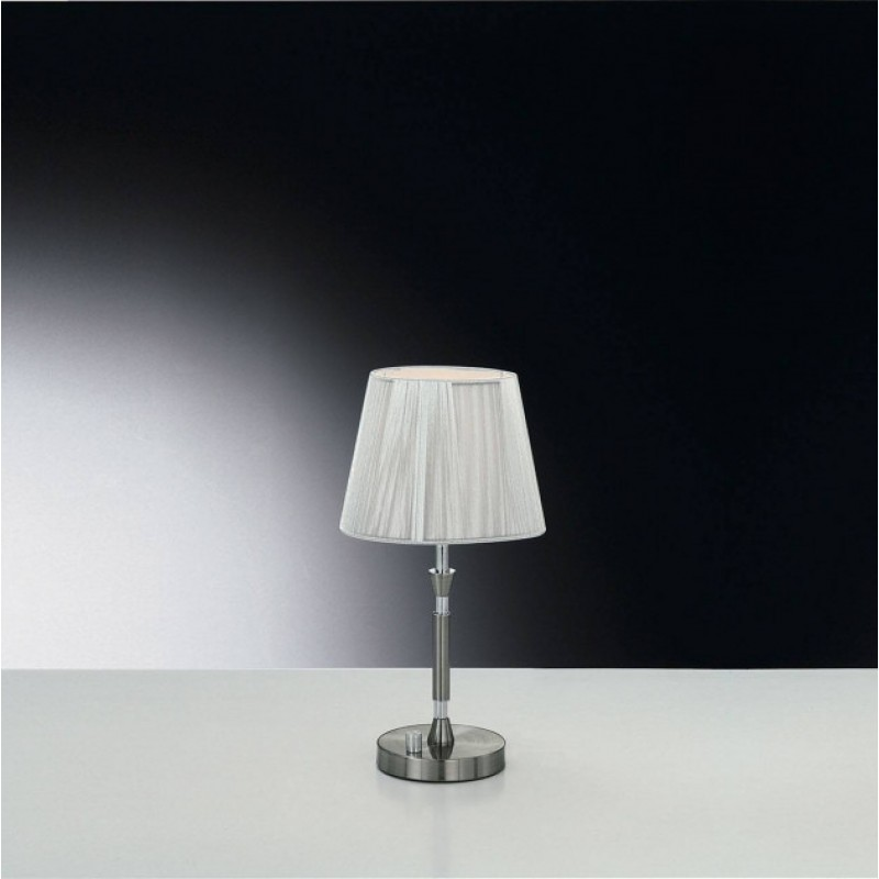 Table lamp PARIS TL1 Big Silver