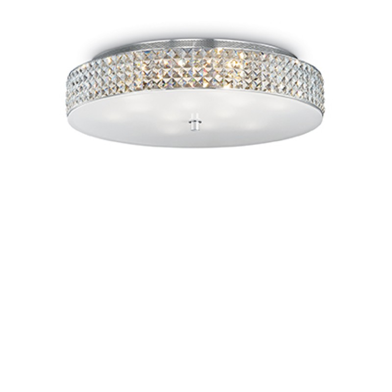 Ceiling lamp ROMA PL12 White