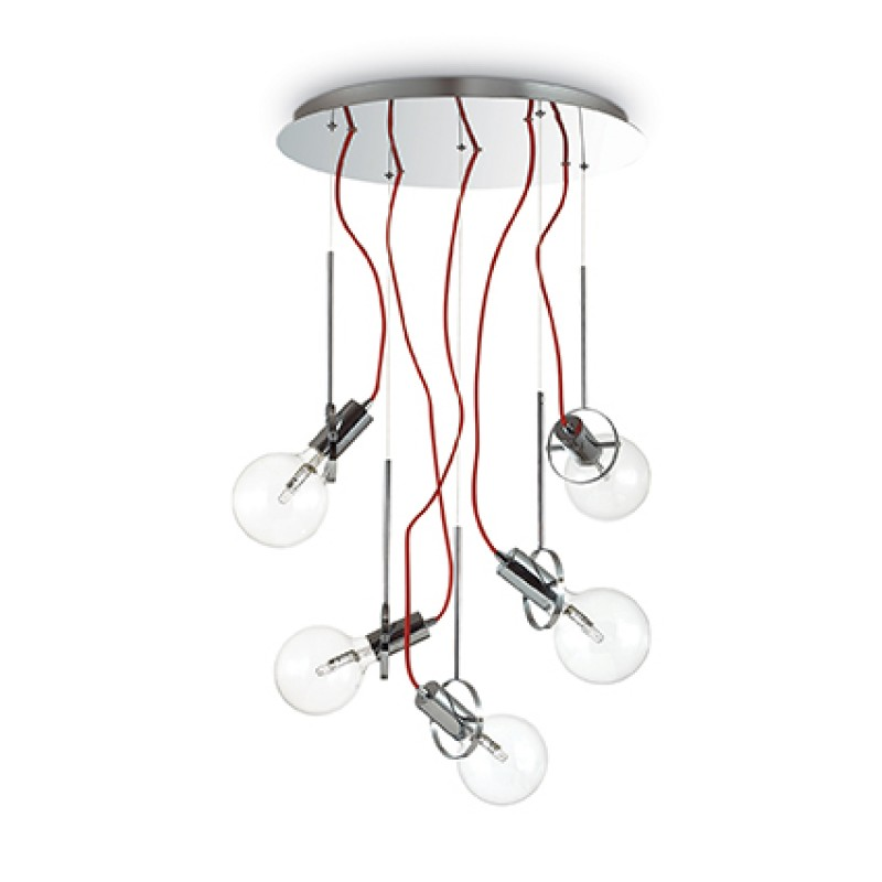 Pendant lamp RADIO SP5 White