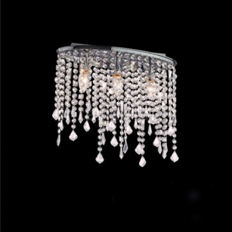 Ceiling lamp RAIN CLEAR PL3 Chrome