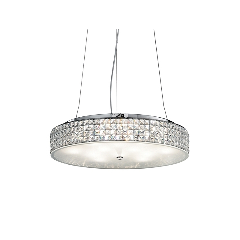 Pendant lamp ROMA SP9 Chrome