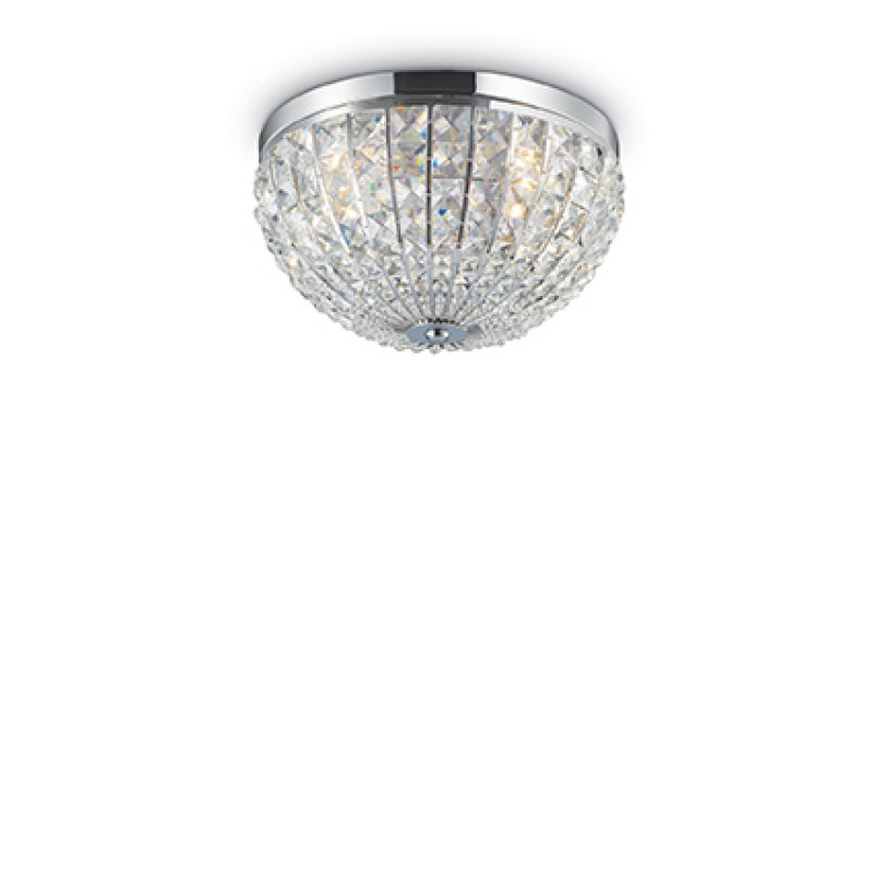 Ceiling lamp CALYPSO PL4 Chrome