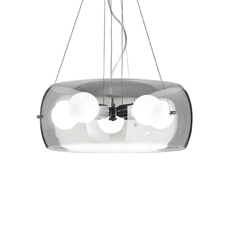 Pendant lamp AUDI-10 SP5 Transparent