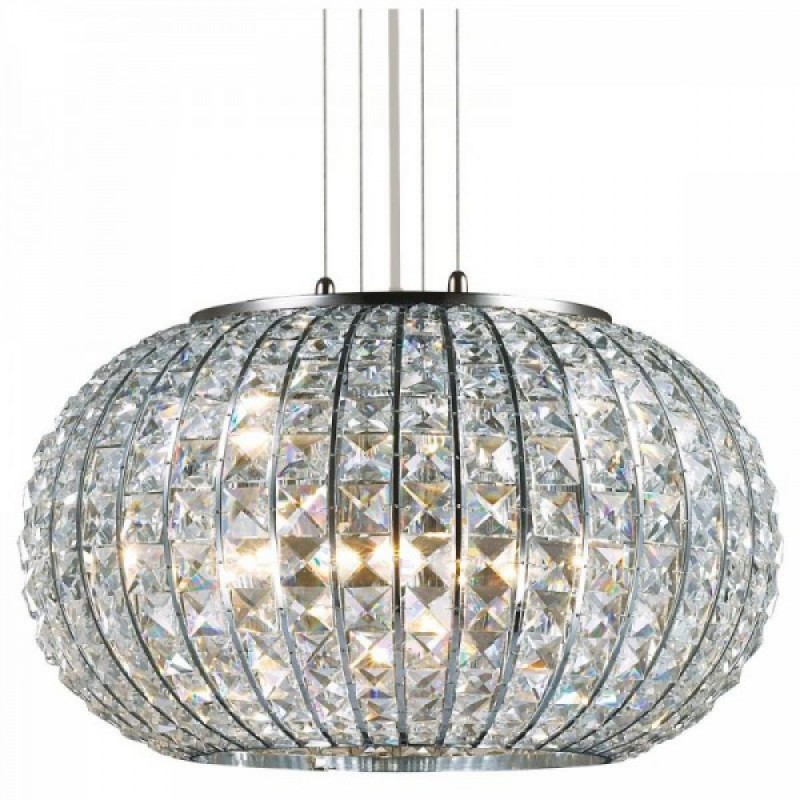 Pendant lamp CALYPSO SP5 Chrome
