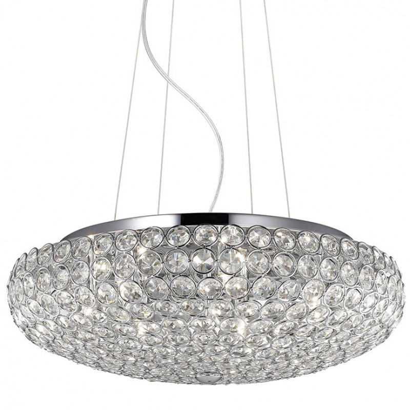 Pendant lamp KING SP7 Chrome