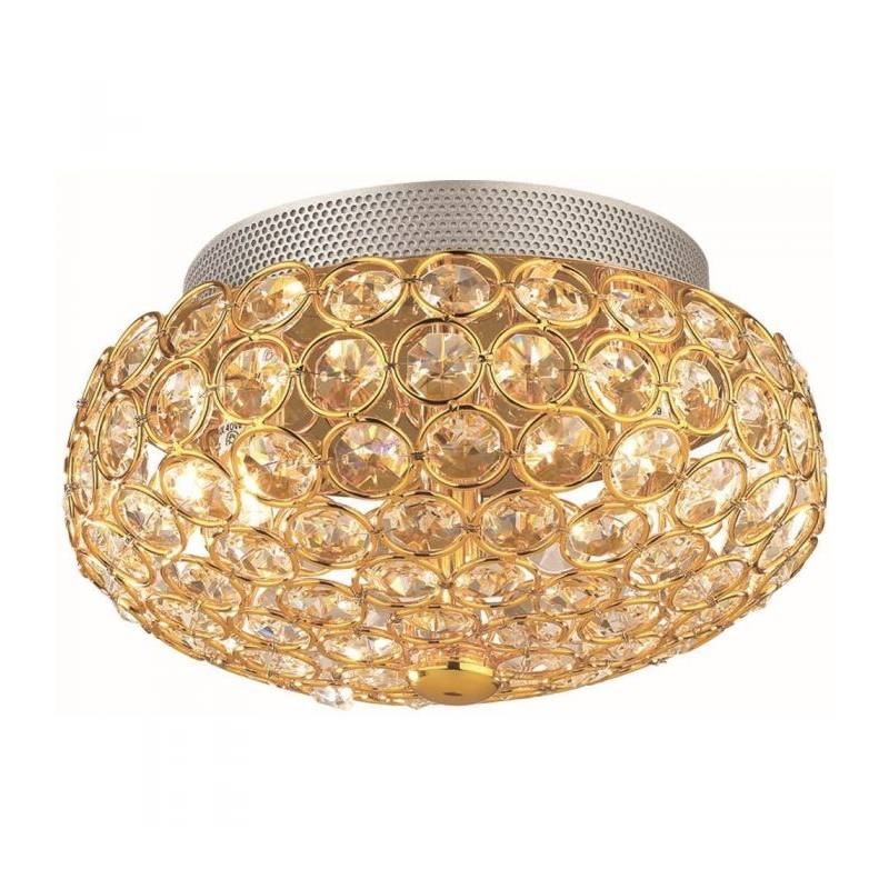 Ceiling lamp KING PL3 Chrome
