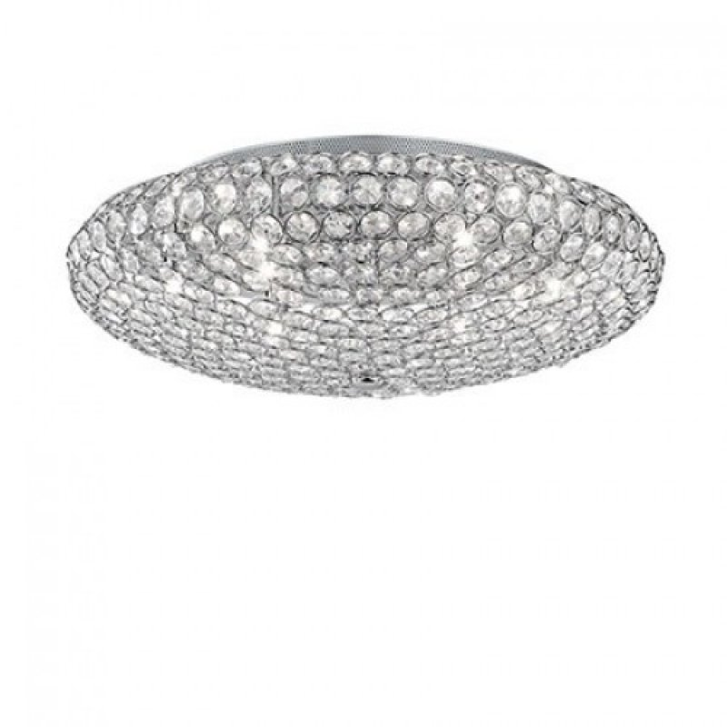 Ceiling lamp KING PL7 Chrome
