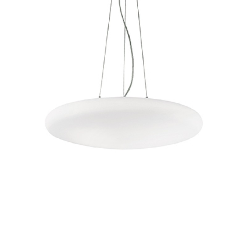 Pendant lamp SMARTIES BIANCO SP5 D60 White