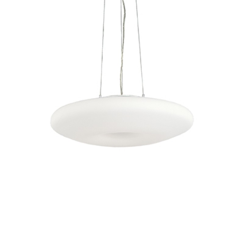 Pendant lamp GLORY SP3 D40 White