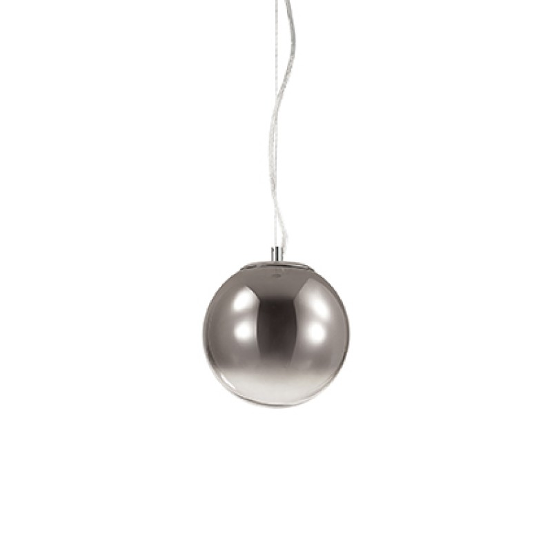Pendant lamp MAPA FADE SP1 D40 Chrome