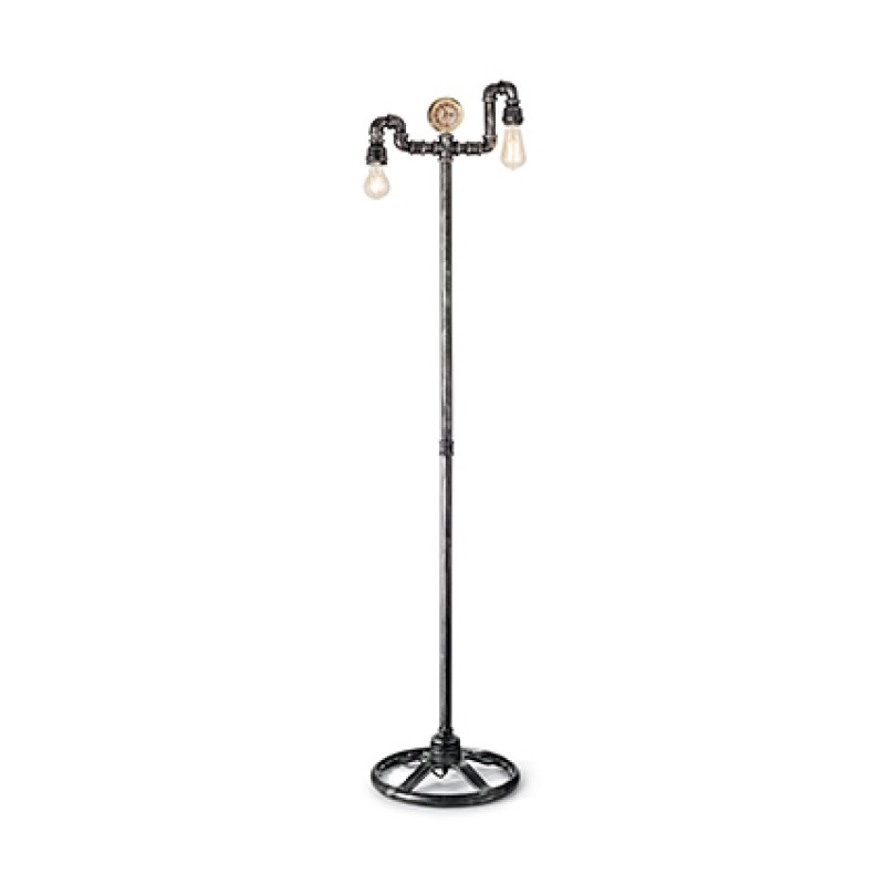 Floor lamp PLUMBER PT2 Black