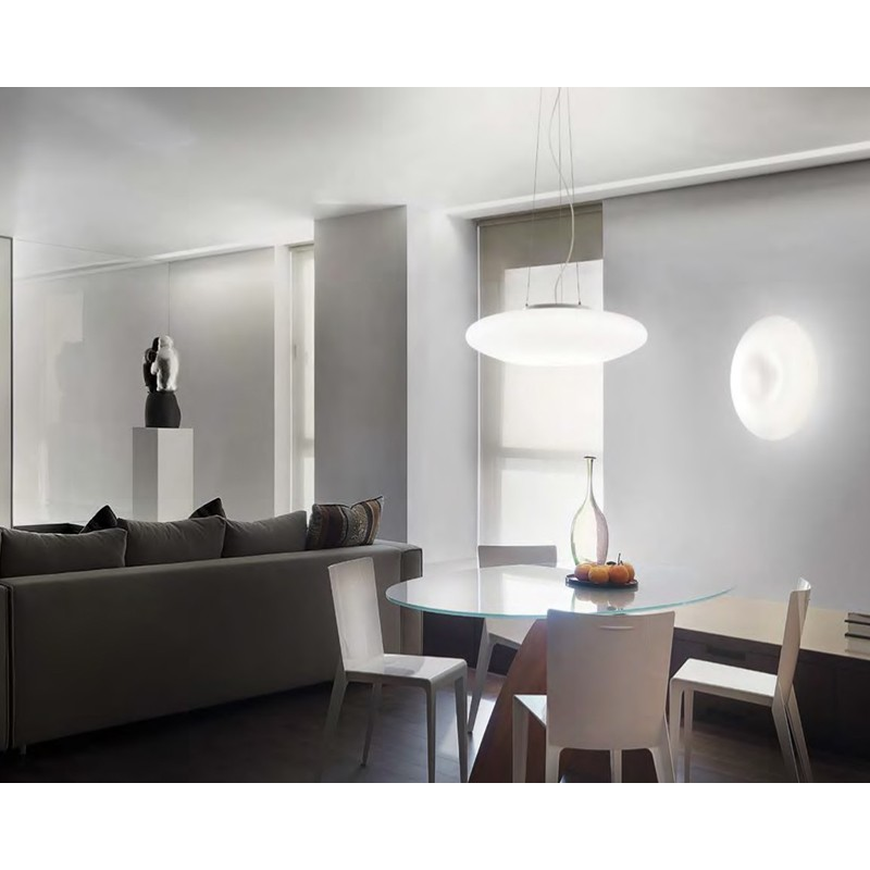 wall lamp GLORY PL5 D60 White