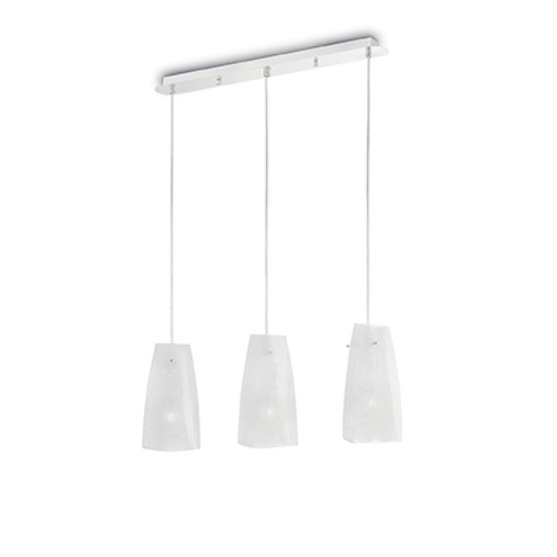 Pendant lamp SUGAR SP3 White