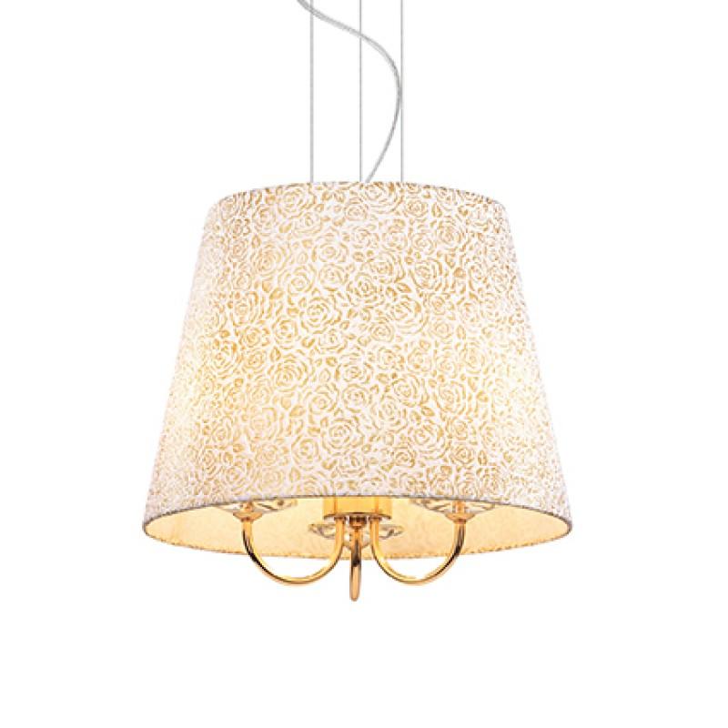 Pendant lamp QUEEN SP3 Gold