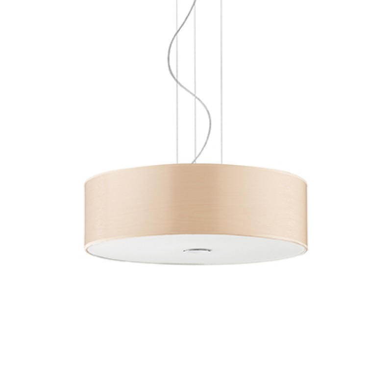 Pendant lamp WOODY SP4 Wood