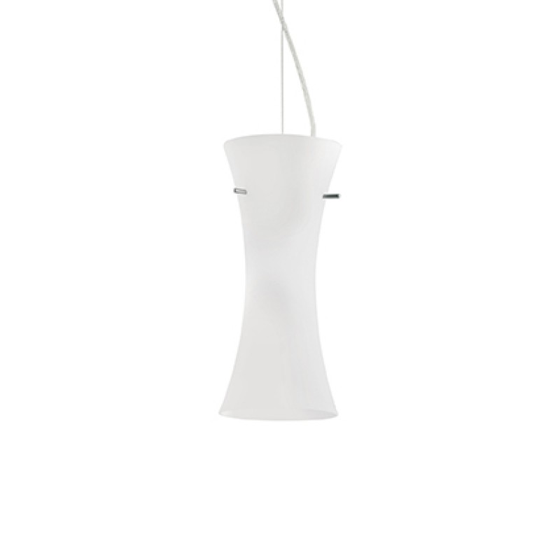 Pendant lamp ELICA SP1 Nickel