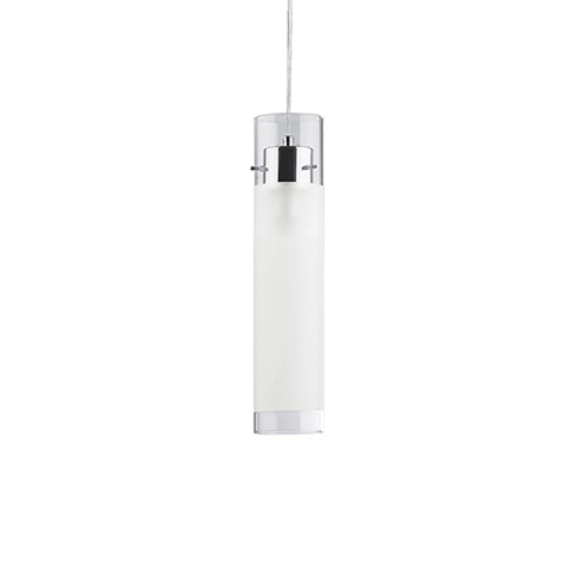 Pendant lamp FLAM SP1 BIG Chrome