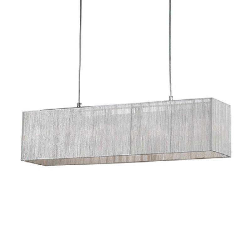Pendant lamp MISSOURI SP6 Silver