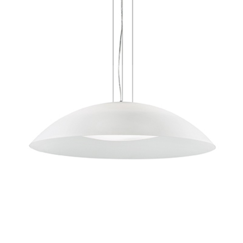 Pendant lamp LENA SP3 D74 White