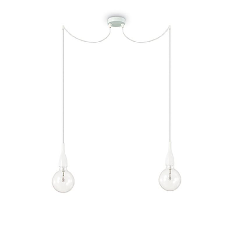 Pendant lamp MINIMAL SP2 White