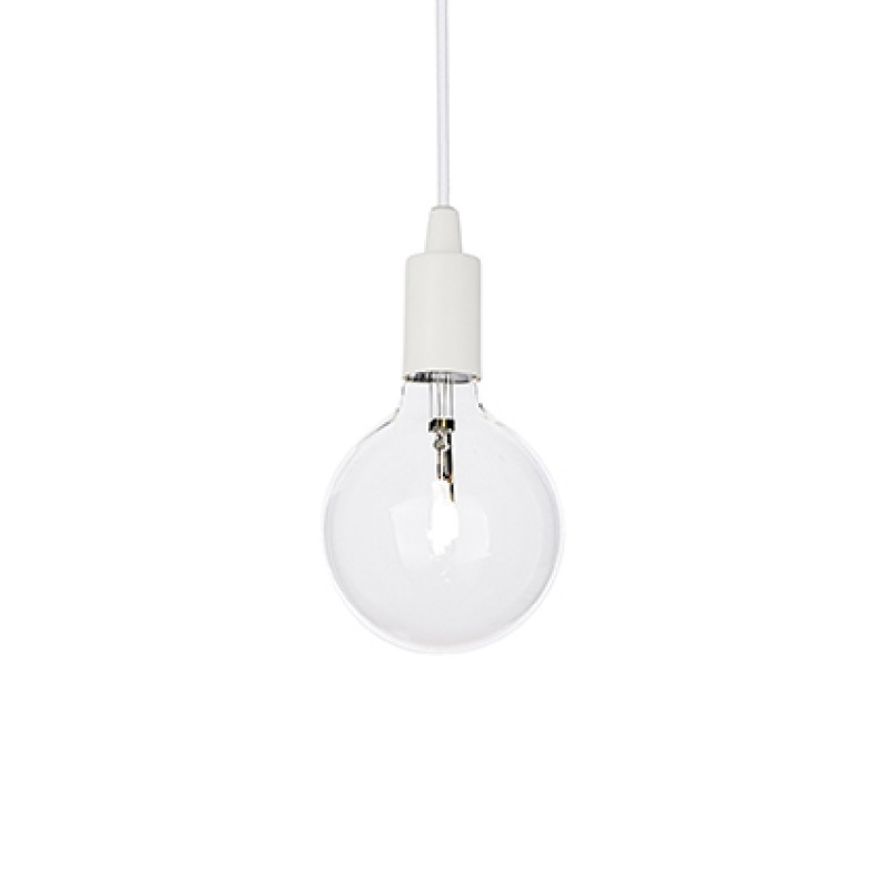 Pendant lamp EDISON SP1 White