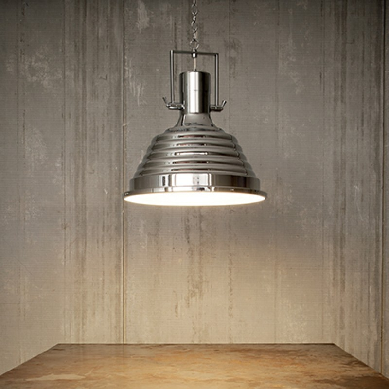 Pendant lamp FISHERMAN SP1 D48 Black