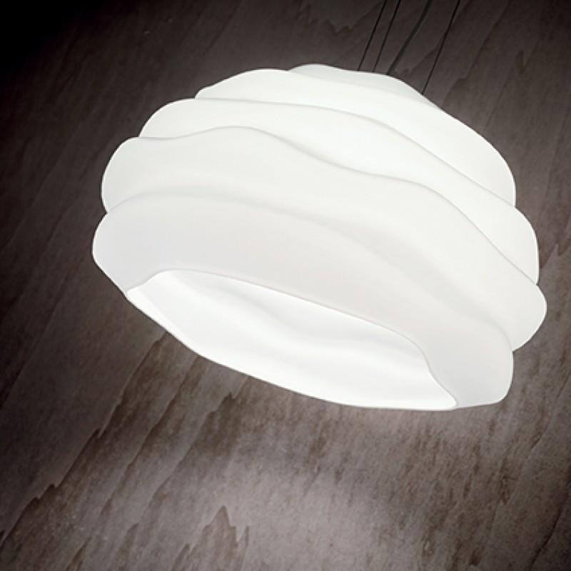 Pendant lamp KARMA SP1 SMALL White
