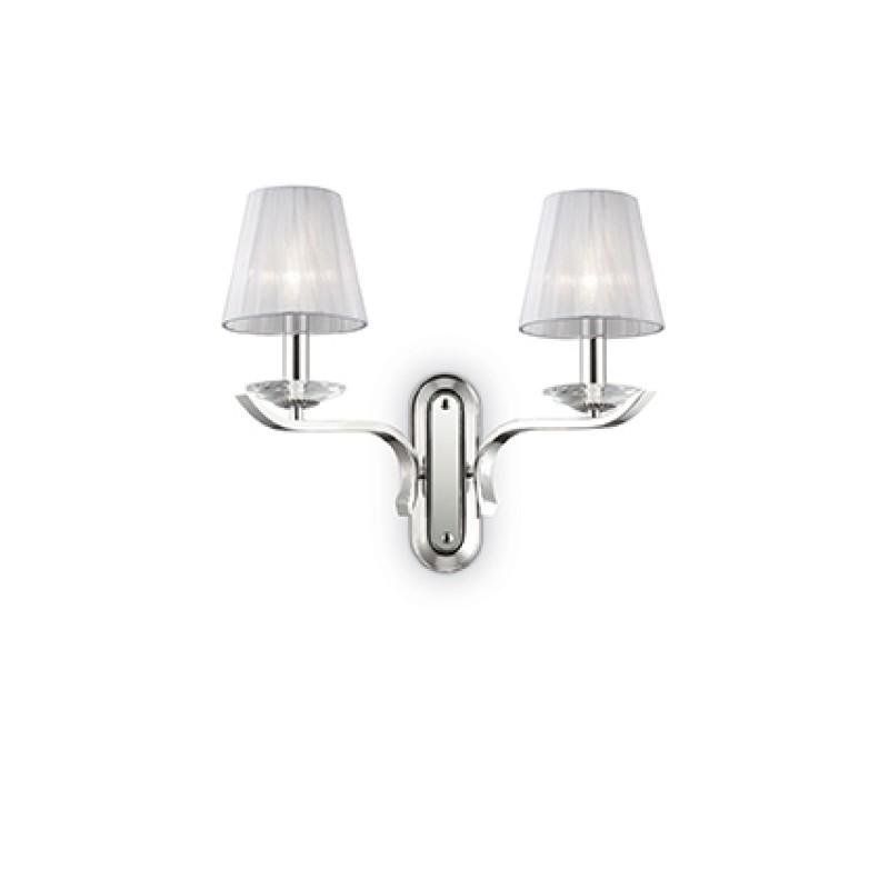 Wall lamp PEGASO AP2 White