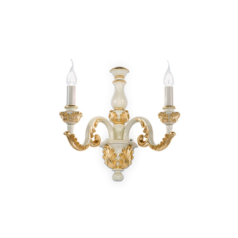 wall lamp GIGLIO AP2 Gold
