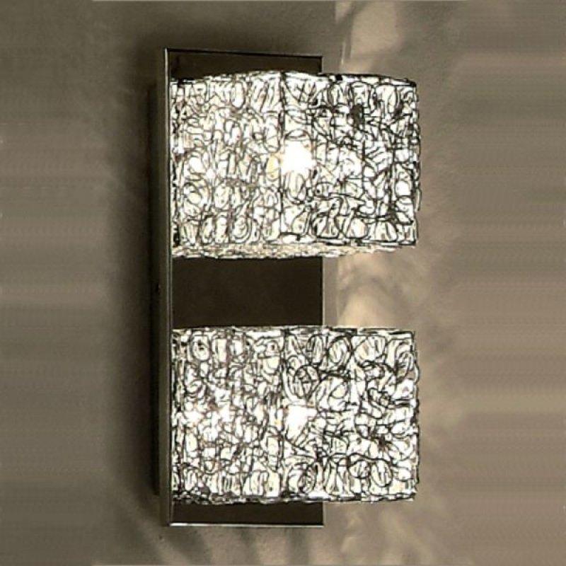 Wall lamp QUADRO AP2 Aluminum