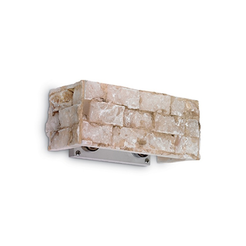 wall lamp CARRARA AP2 Alabaster