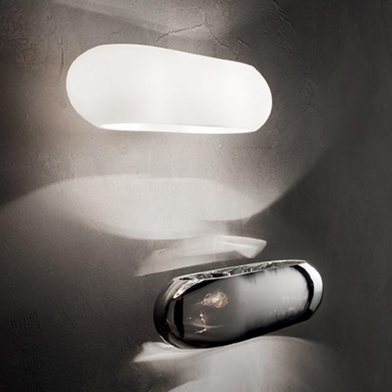 Wall lamp MORIS AP2 Amber