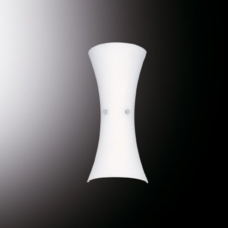 wall lamp ELICA AP2 Nickel
