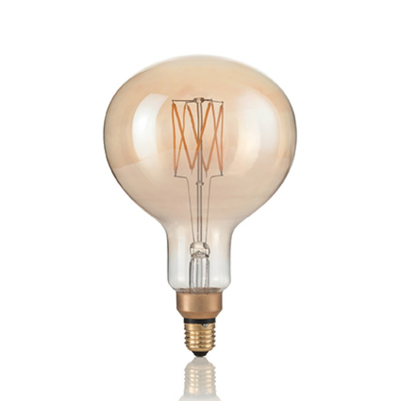 LED Bulb Vintage XL Globo Small E27, Ø 16 cm