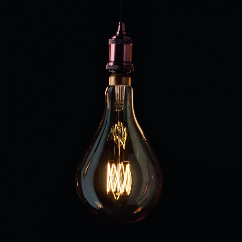 LED Bulb Vintage XL GOCCIA E27, Ø 15,5 cm