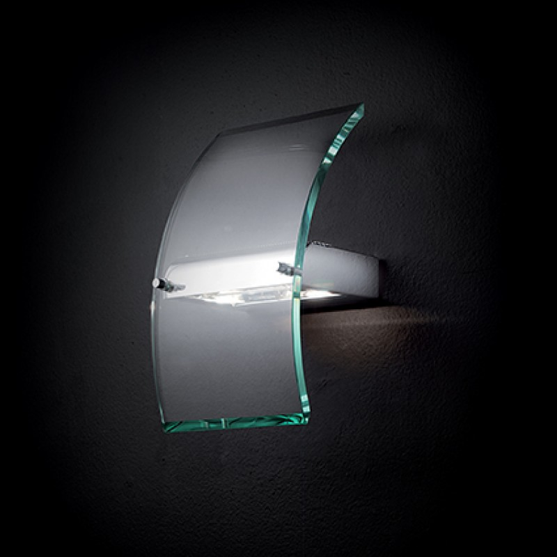 Wall lamp AUDI-B AP1 Chrome