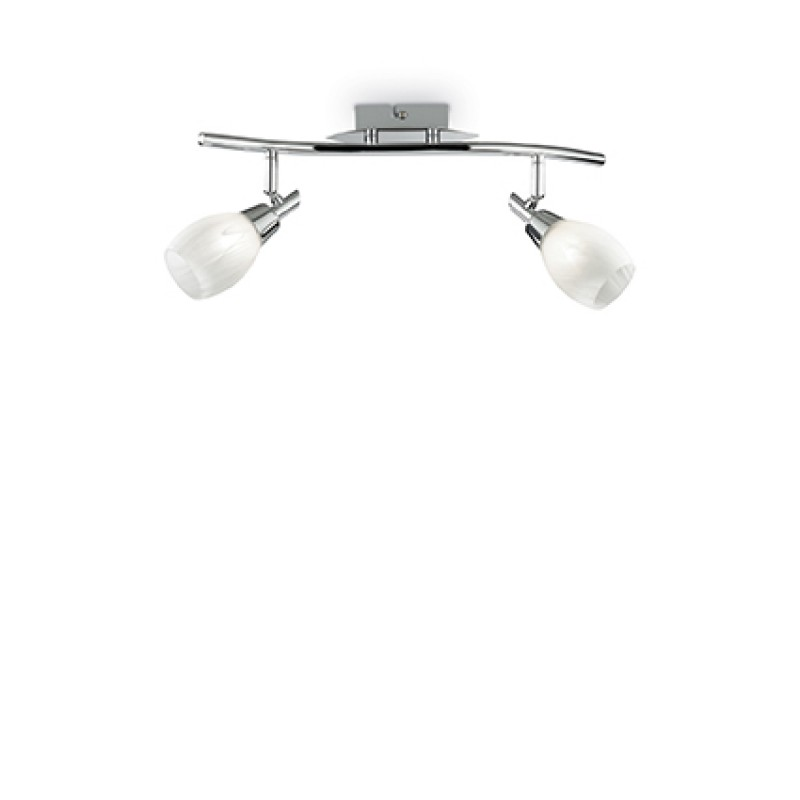Wall lamp SOFFIO AP2 Chrome