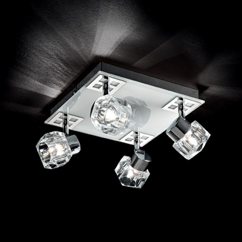 Ceiling lamp NOSTALGIA PL4 White