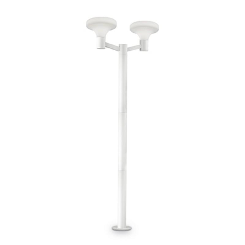 Floor lamp CLIO MPT2 BIANCO