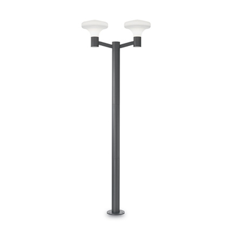 Floor lamp SOUND PT2 White