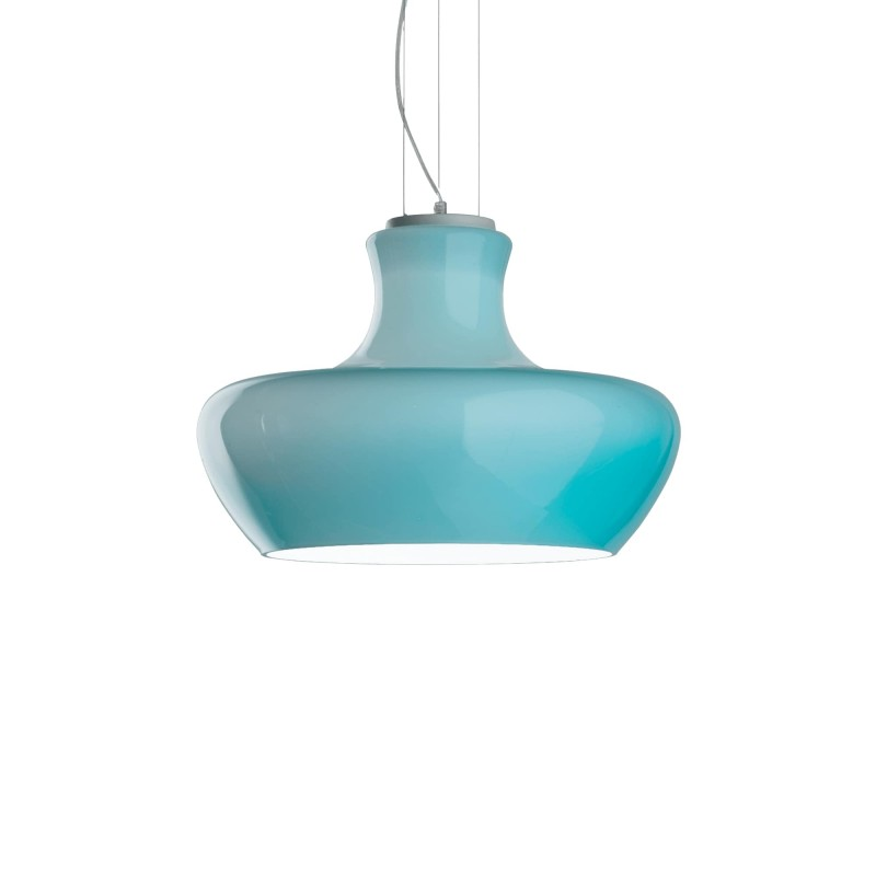 Pendant lamp ALADINO SP1 D30 light blue
