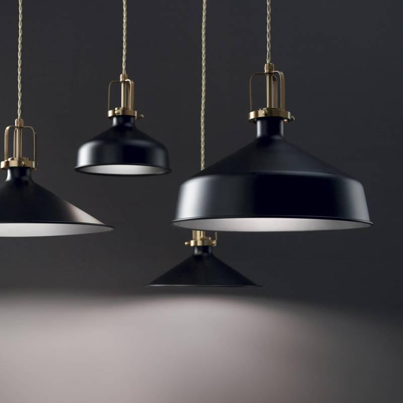 Pendant lamp - ERIS-4 SP1 Ø 36 cm