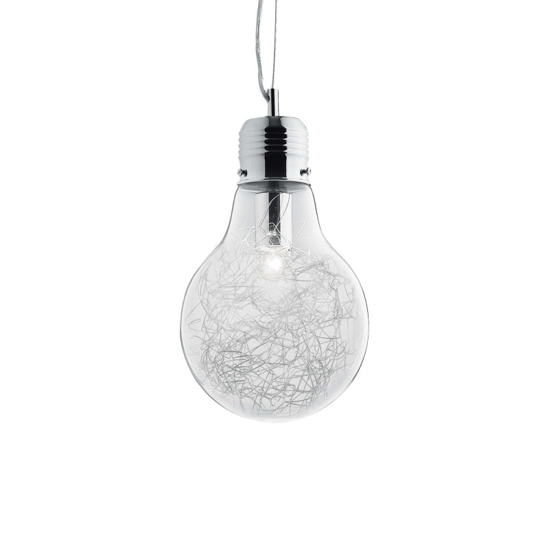 Pendant lamp -LUCE MAX SP1 SMALL Ø 22 cm