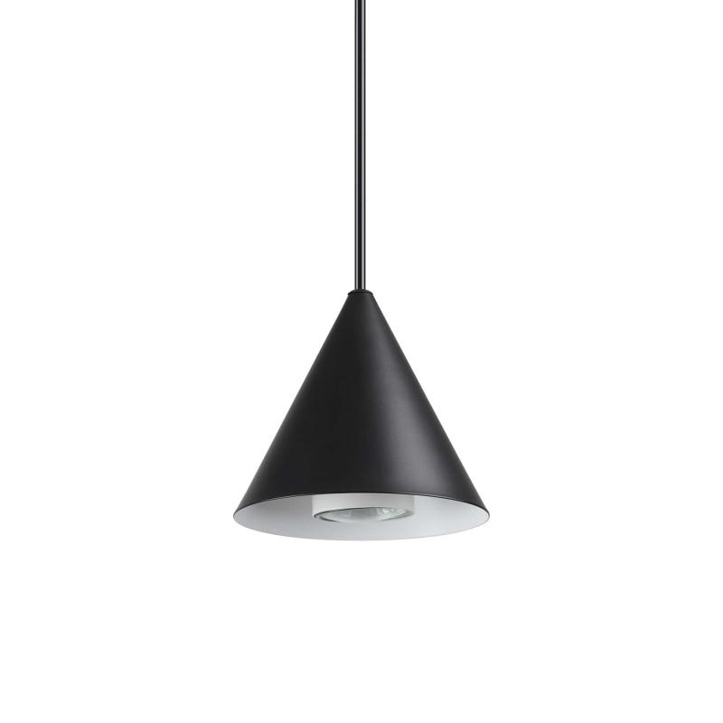 Pendant lamp - A-LINE SP1 Ø 13 сm Black