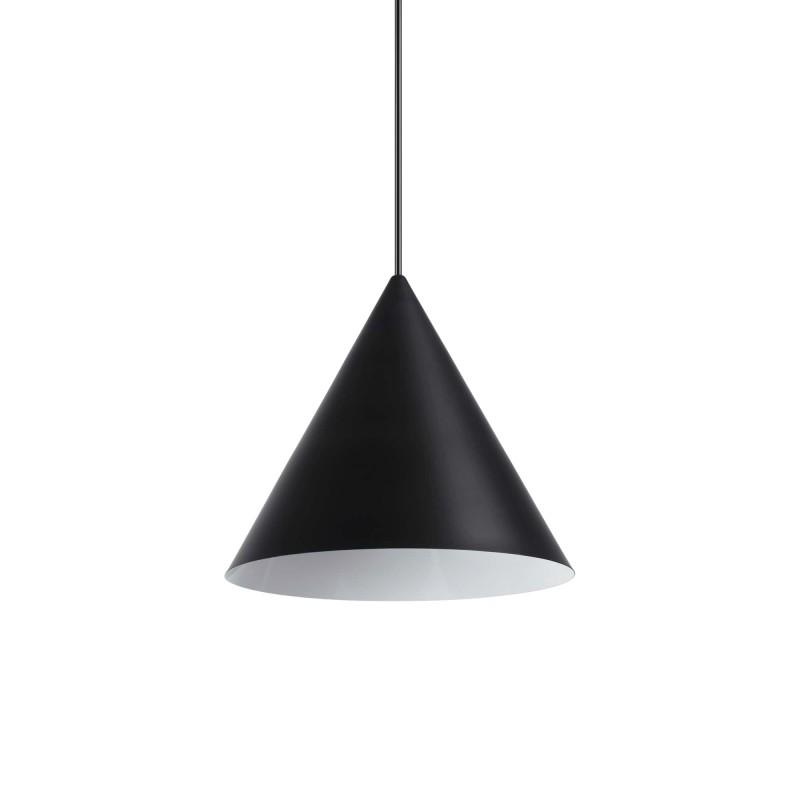 Pendant lamp - A-LINE SP1 D30 Ø 30 сm Black