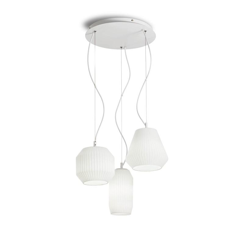 Pendant lamp - ORIGAMI SP3 Ø 40 сm
