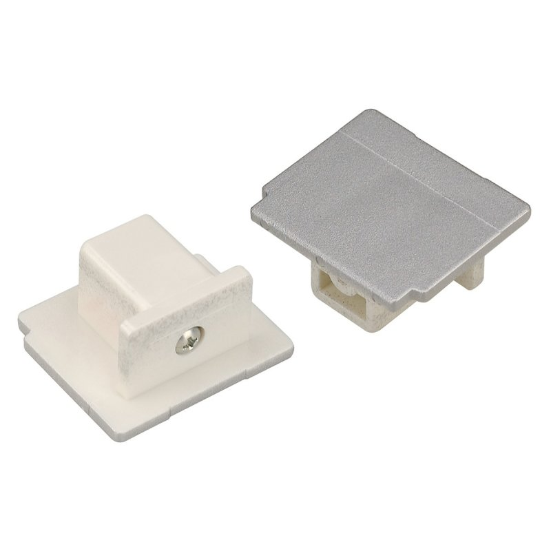END CAP for EUTRAC 240V 3-phase surface-mounted tr...
