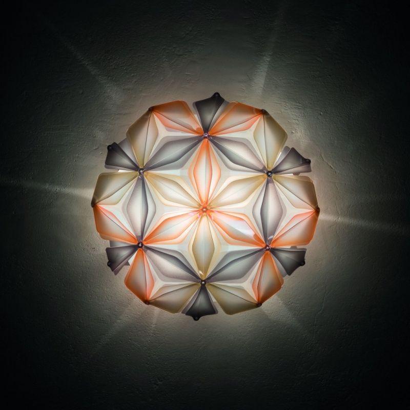 Ceiling lamp La Vie AMBER