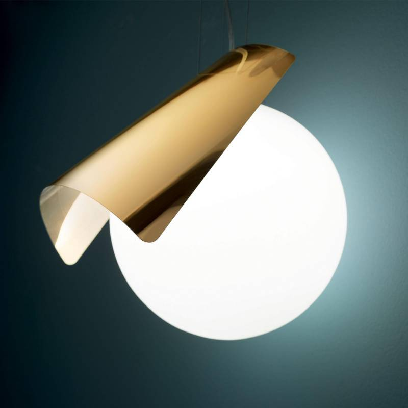Pendant lamp PENOMBRA SP1 Gold