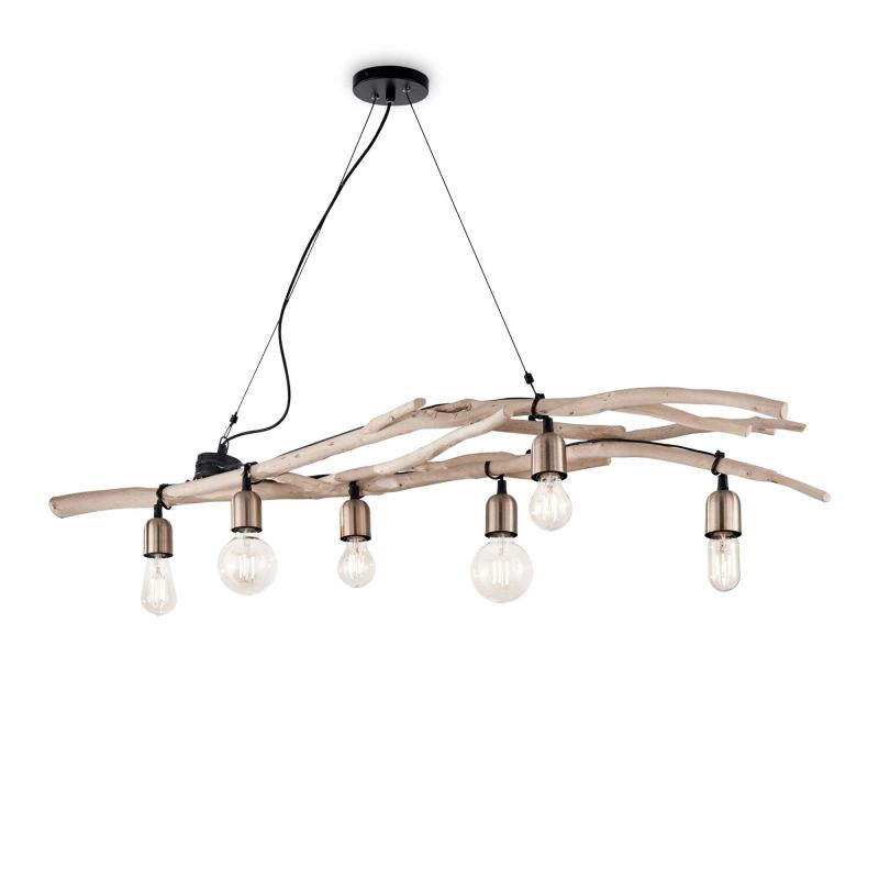 Chandelier Driftwood 180922